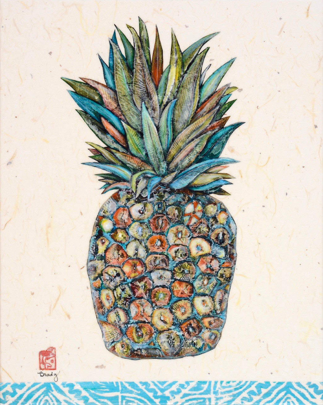 Kozo Pineapple