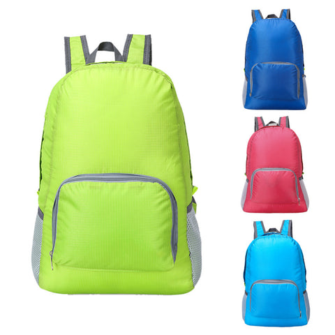 20L Foldable Backpack Lightweight Waterproof Nylon Women Men Skin Pack Travel Outdoor Sports Camping Hiking Bag Rucksack New