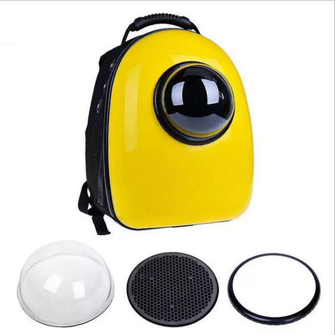 Space Capsule Shaped Pet Carrier Breathable backpack GP160429-3