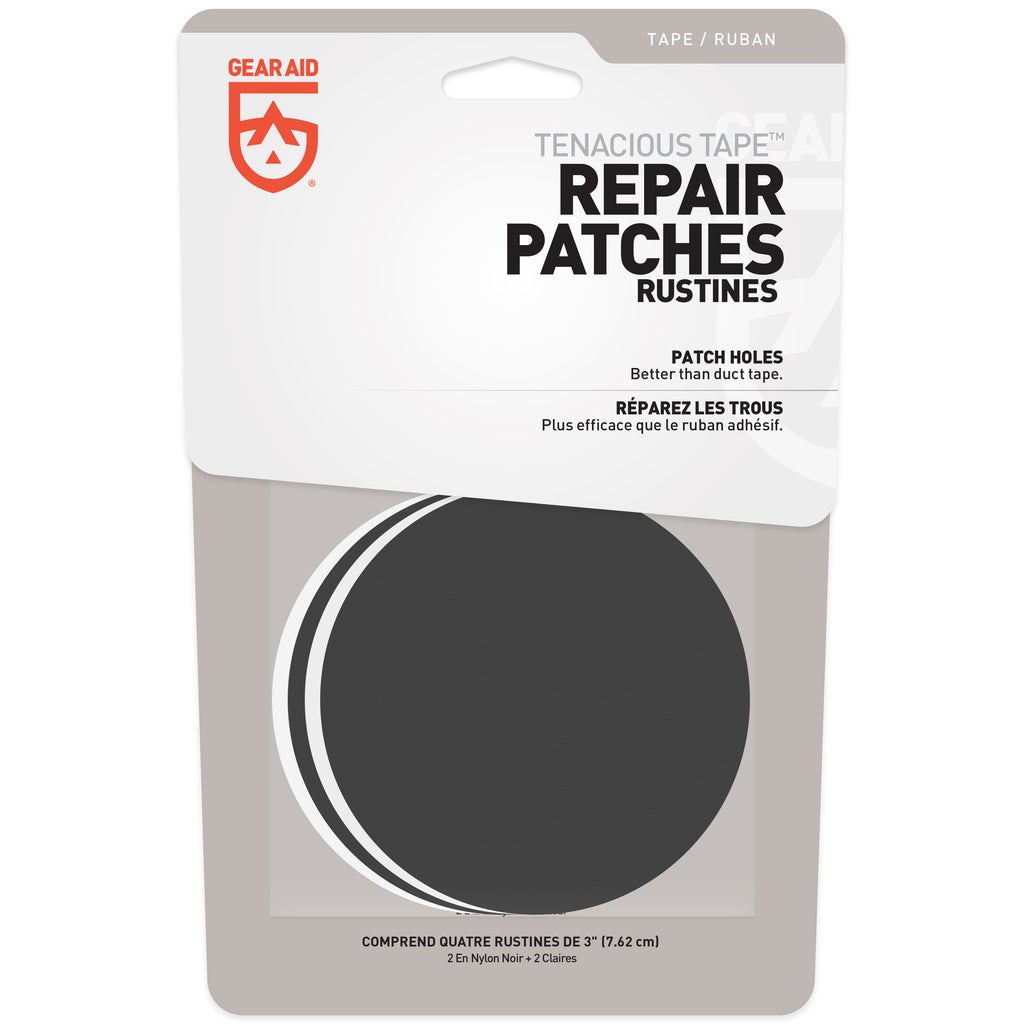 Tenacious Tape Repair Patches FAQ