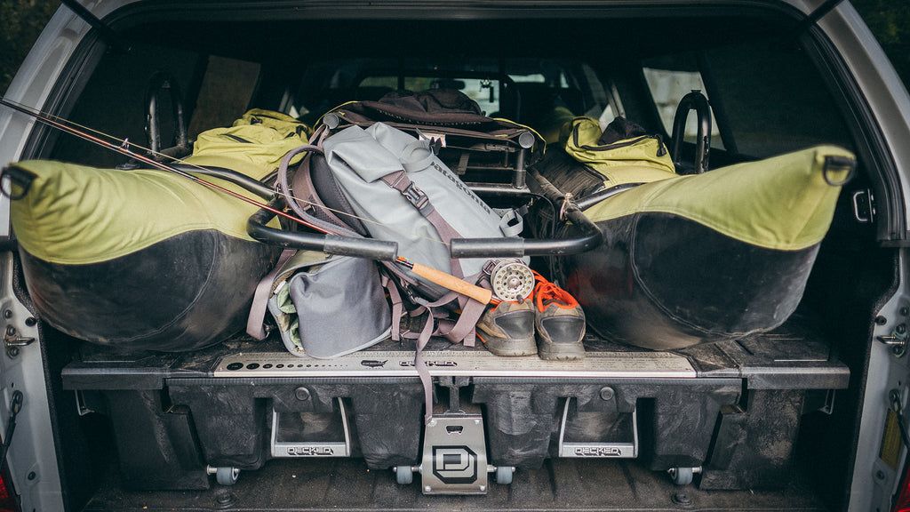 Five Camping Gear Storage Tips