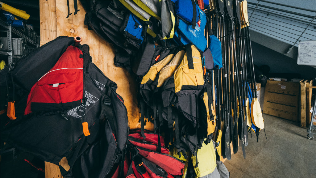 How to Clean Life Jackets and PFDs