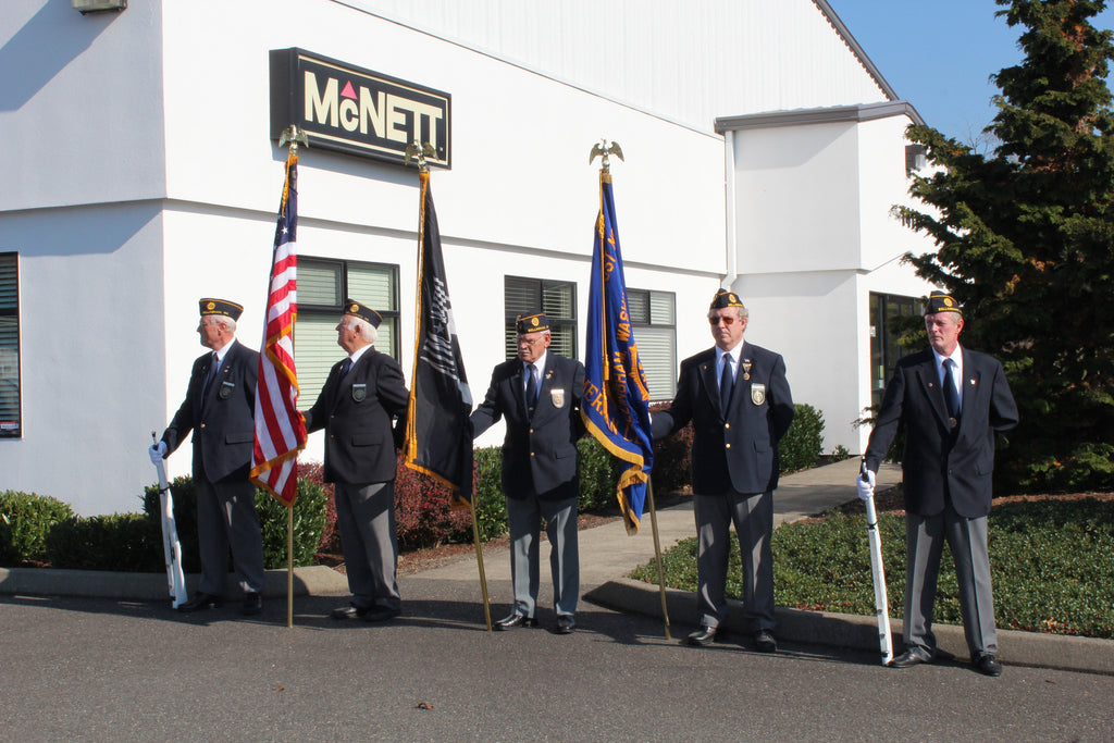 McNett Honors Veterans as Heroes at Hunting with Heroes Event