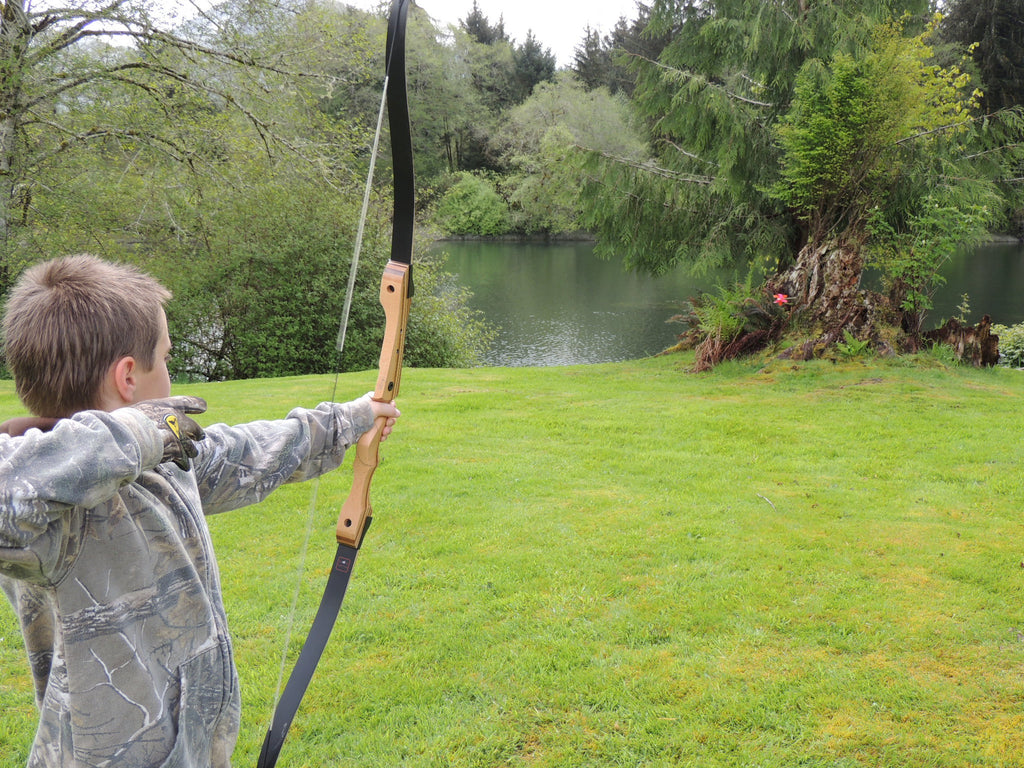 How to Get Kids Started with Bow and Arrow