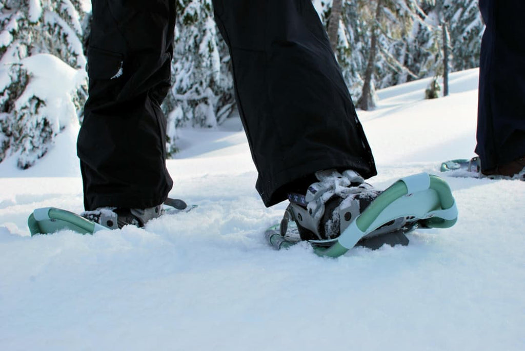 Go Shoe: A Guide to Snowshoeing Around Salt Lake City