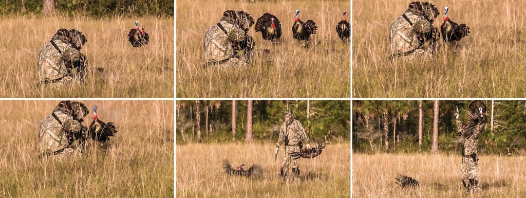 Tip of the Spur: New Cutting-Edge Turkey Tactics