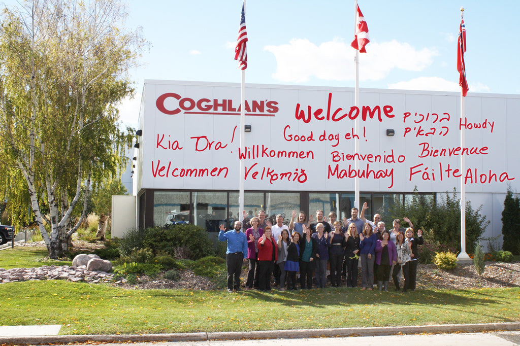 Coghlan's Ltd. Acquires McNett Corporation