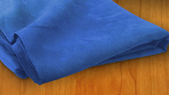 Microfiber Towel Care