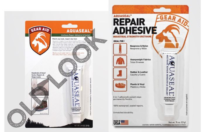 Gear Aid Has a New Look.