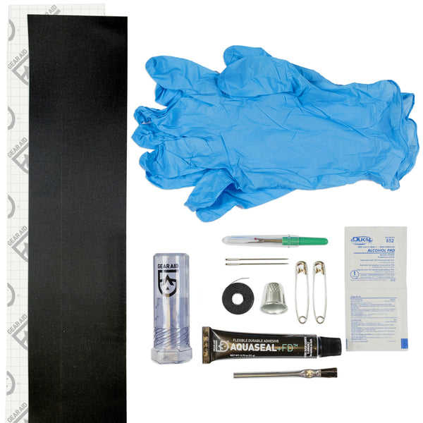 Aquaseal FD Soft Top Repair Kit