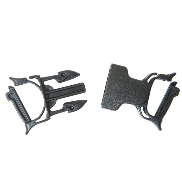 Dual Snap Bar Buckle