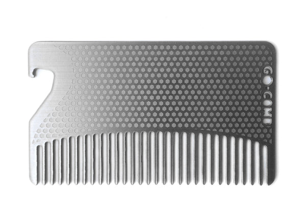 Beer + Beard Comb