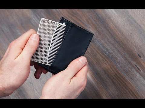 Steel Comb (without bottle opener)