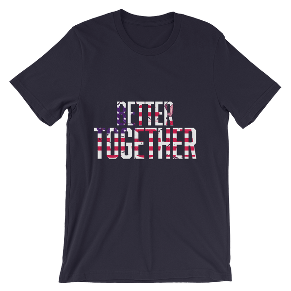 Better Together Unisex T