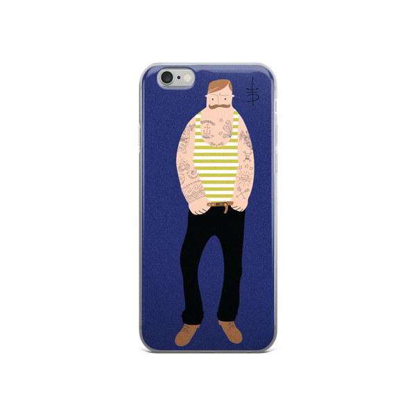 Raymond iPhone Case