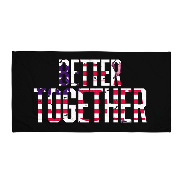 Better Together Towel