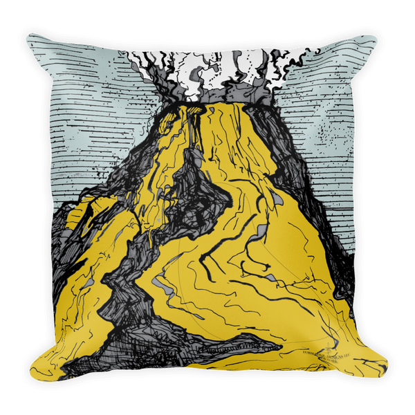 Lava Pillow