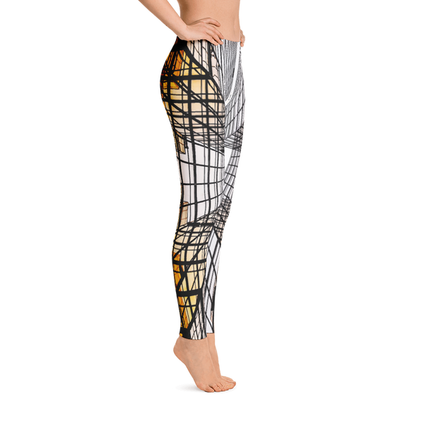 City Stripes Leggings