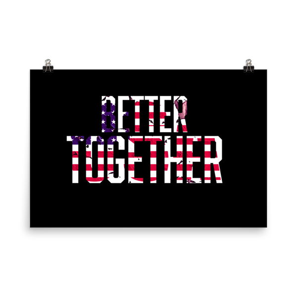 Better Together Poster
