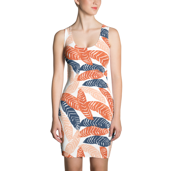 Summer at the Lake Dress