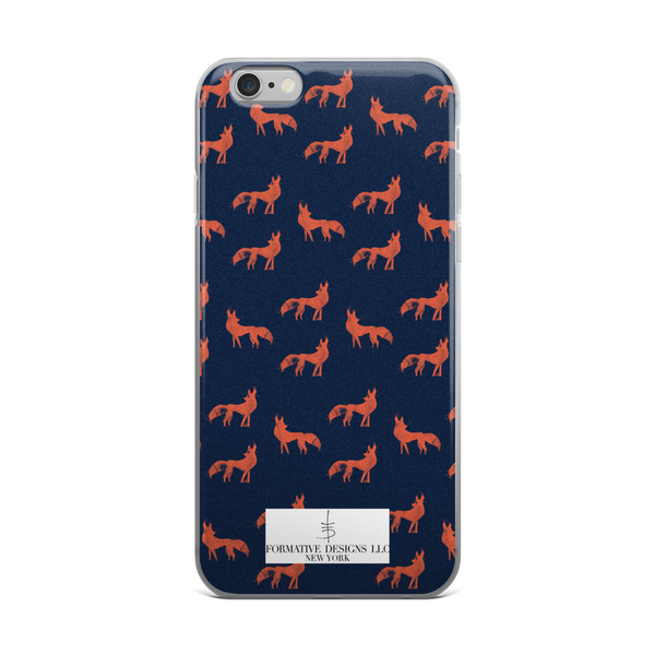 Foxy iPhone Case
