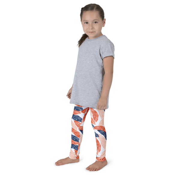 Sunset Pretty Kid's leggings