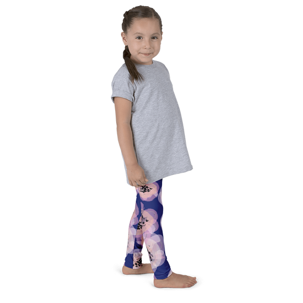 Aggie's Flower Kid's leggings