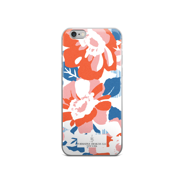 Flowers for Kate iPhone Case