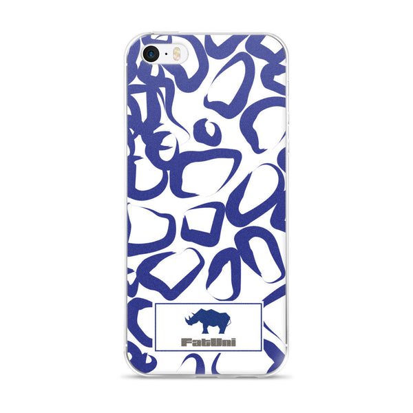 FatUni I'm a Giraffe II iPhone Case