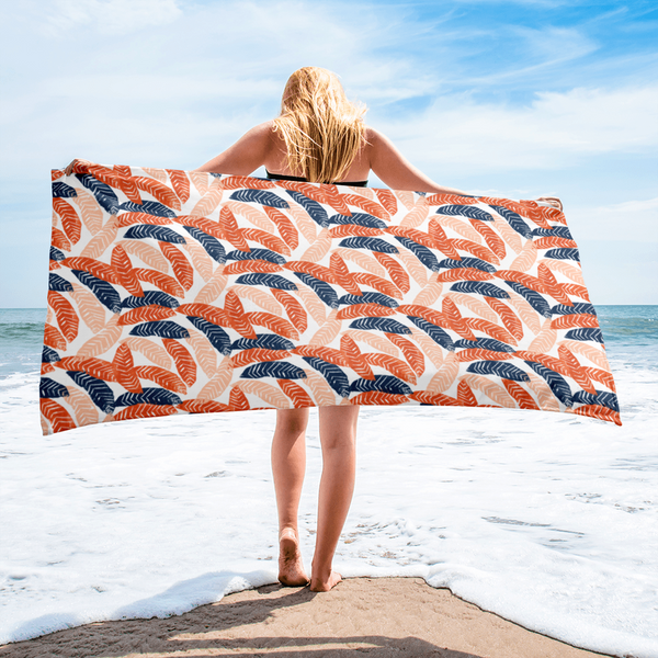 Summer at the Lake Towel