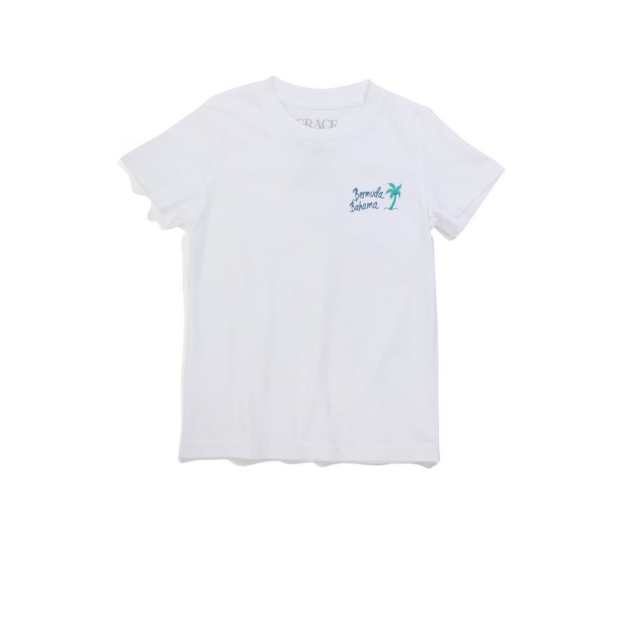 Cotton Bermuda Bahama Children's Tees