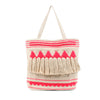 the Ibiza collection - hot pink boho bag