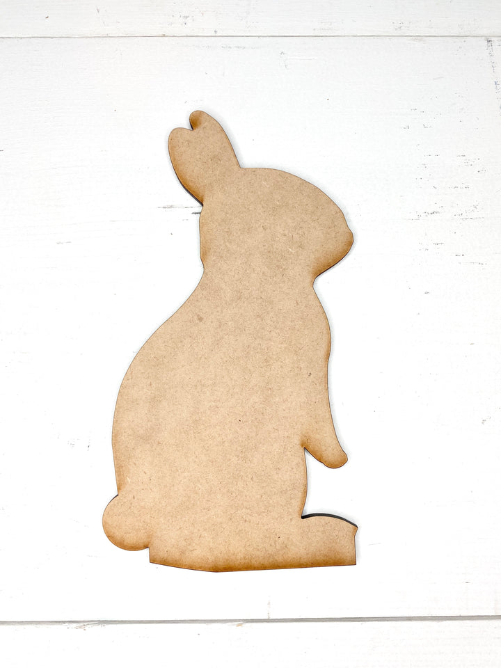 Bunny Rabbit Cut Out