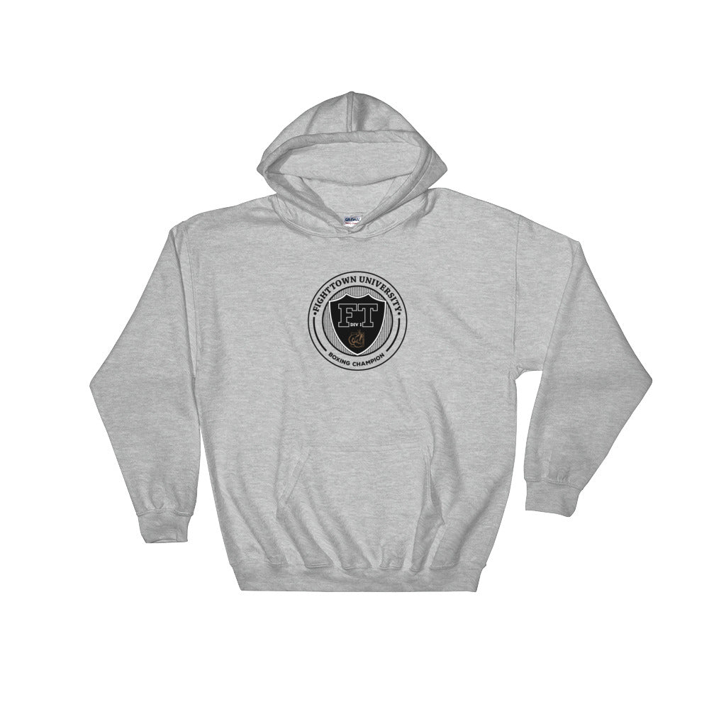 Pullover Hoodie - FightTown University