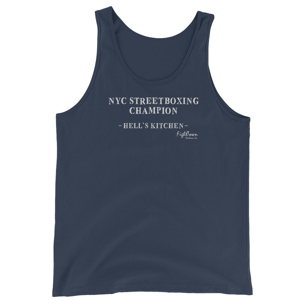 Classic Tank - NYC StreetBoxing Champion