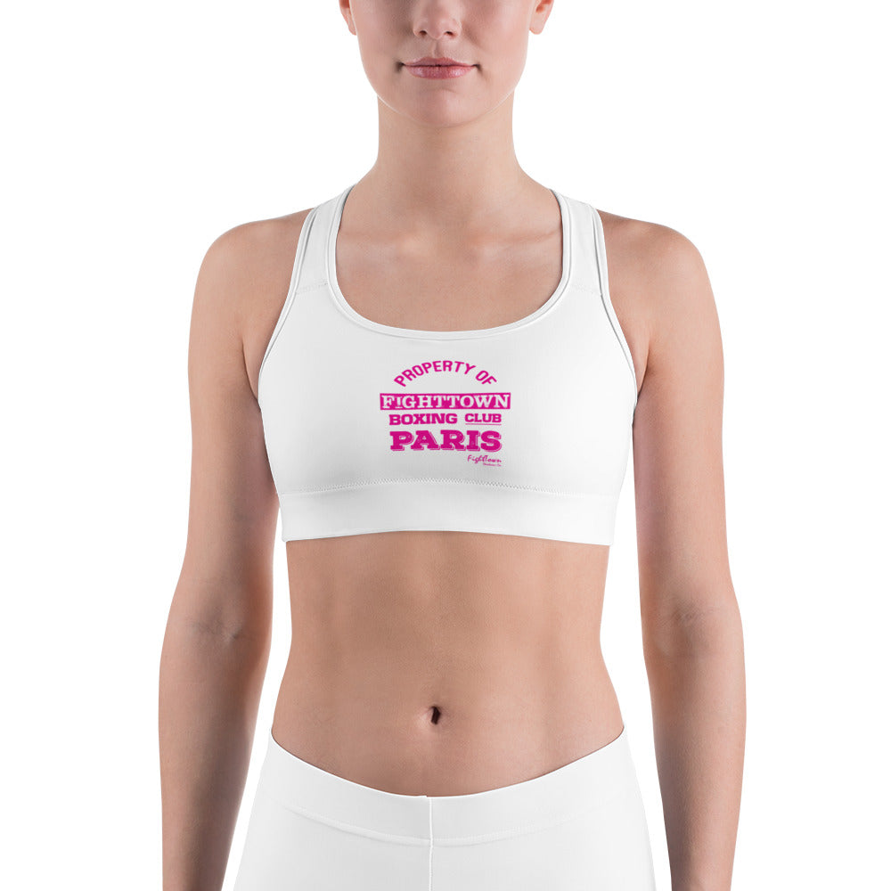 Ultimate Street Bra - Property of FightTown (Paris)