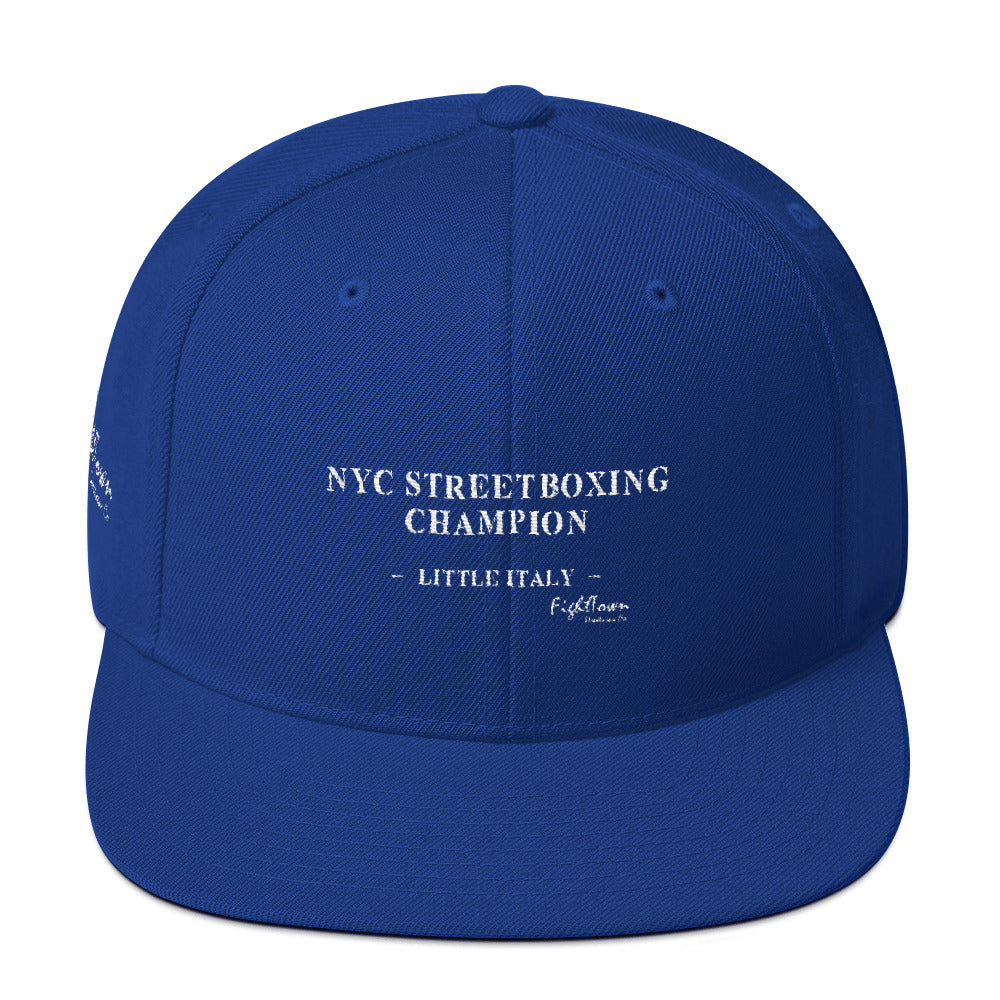 Ladies Snapback - NYC StreetBoxing Champion