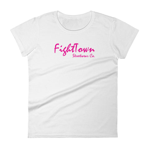 Boyfriend Tee - Property of FightTown