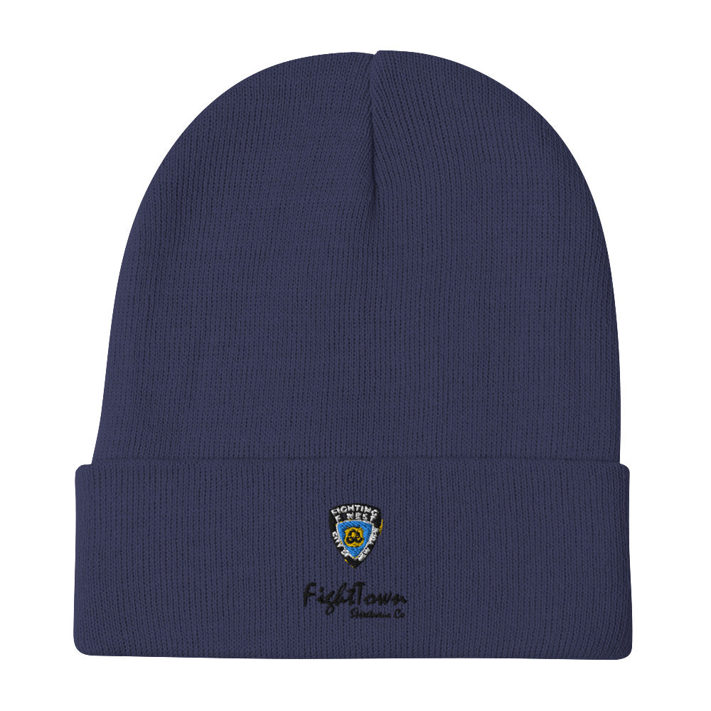 Knit Beanie - NYPD