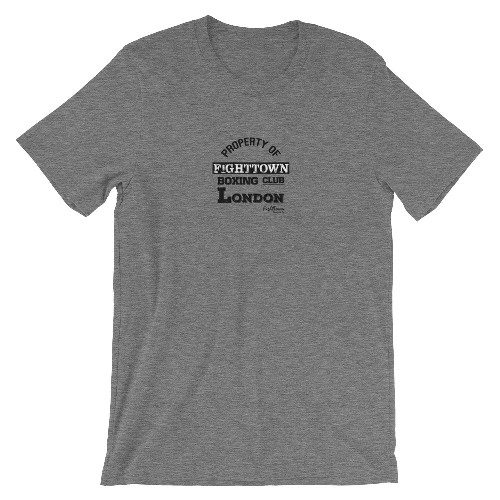 Premium Crew T-Shirt - Property of FightTown