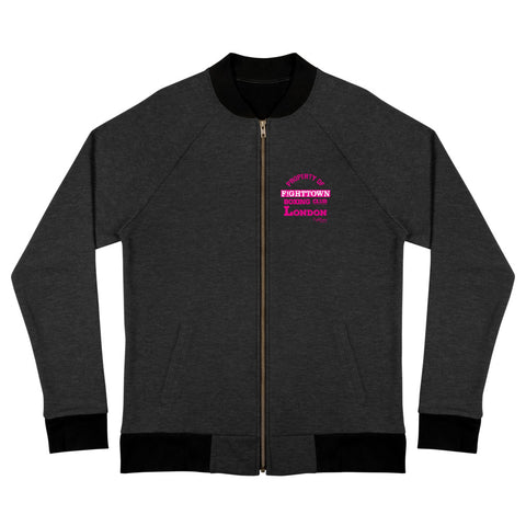 Champette Bomber Track Jacket - FightTown