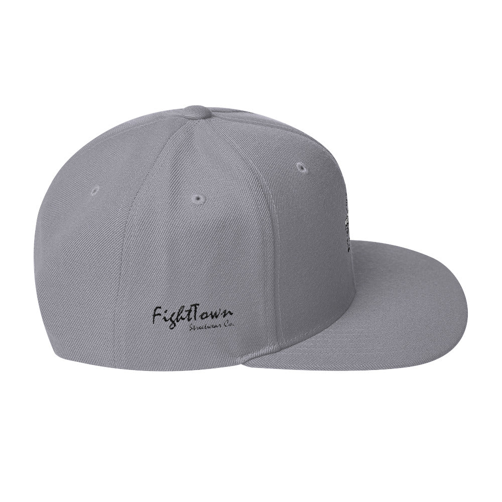 Snapback Hat - Property of FightTown