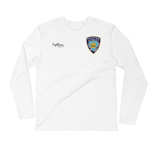 Long Sleeve T-Shirt - NYPD