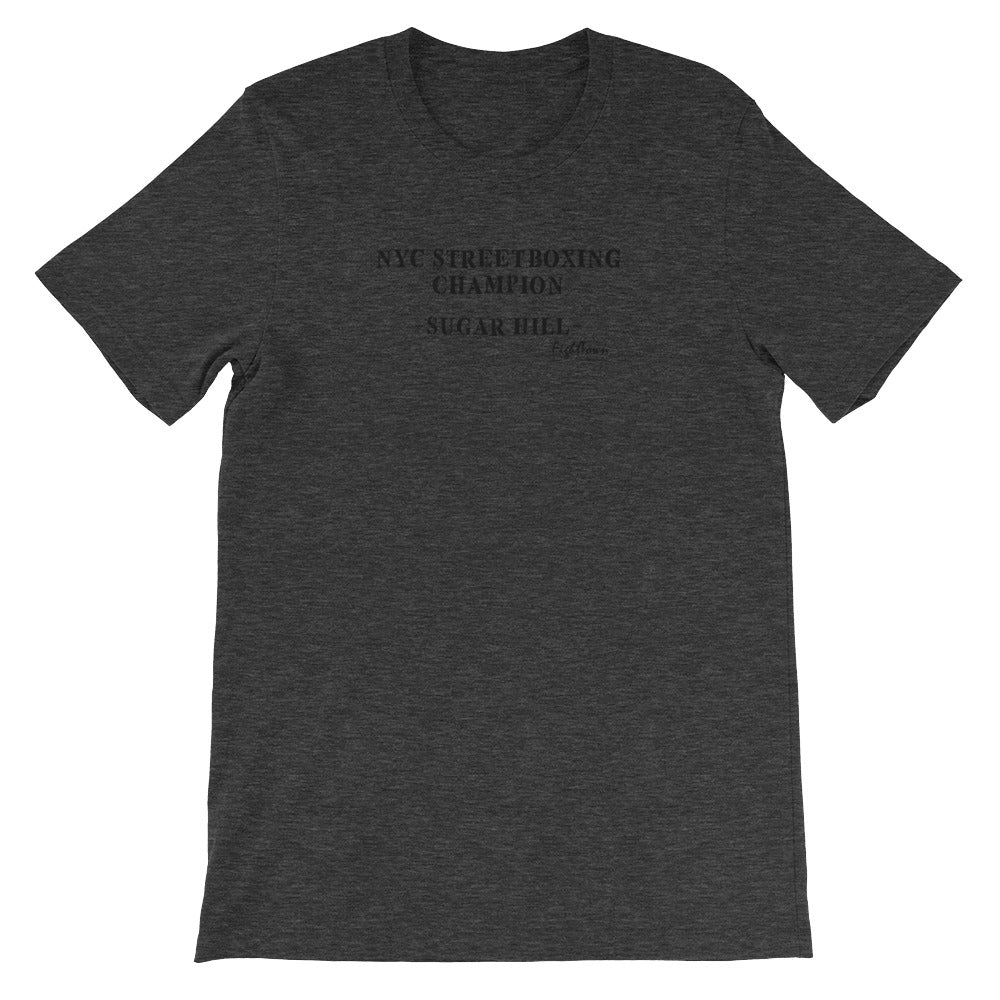 Premium Crew T-Shirt - NYC StreetBoxing Champion