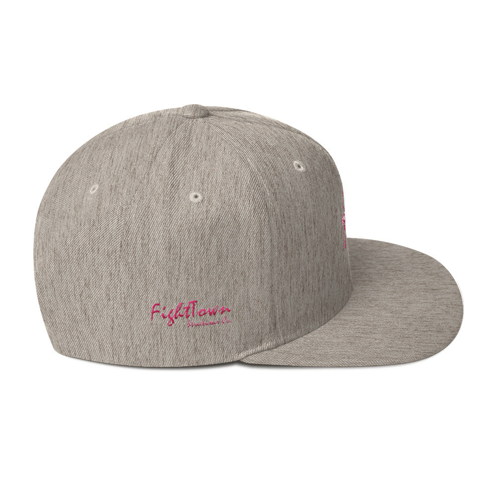Ladies Snapback - Property of FightTown