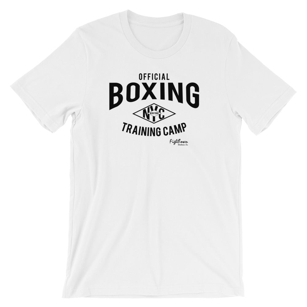 Premium Crew T-Shirt - Training Camp