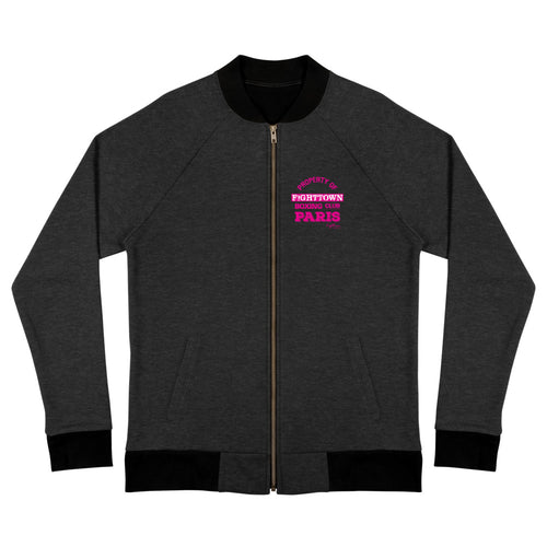 Champette Bomber Track Jacket - Property of FightTown (Paris)