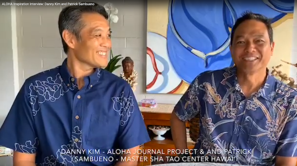 ALOHA Inspiration Interview: Danny Kim and Patrick Sambueno