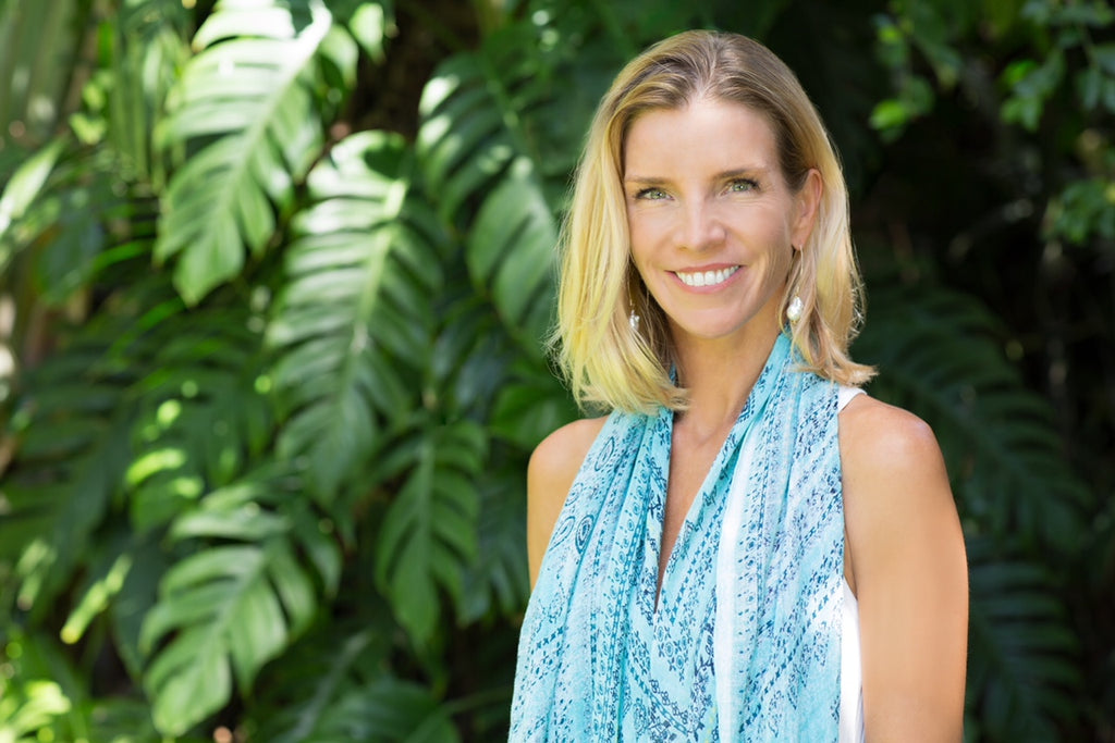 Aloha Inspiration interview with author Malia McManus