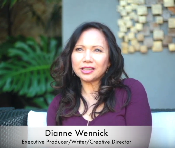ALOHA Inspiration Interview: Filmmaker Dianne Wennick